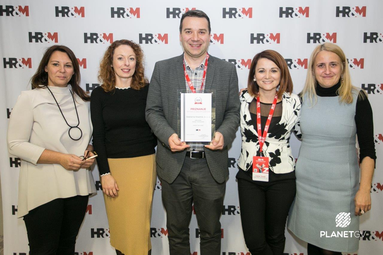 Top finalists of the 2019 HR&M conference